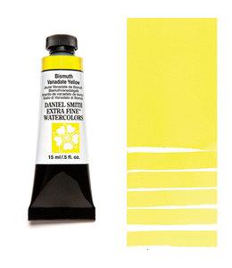Daniel Smith Daniel Smith Extra Fine Watercolors 15ml Bismuth Vanadate Yellow