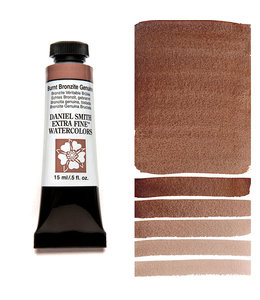 Daniel Smith Daniel Smith Extra Fine Watercolors 15ml Burnt Bronzite Genuine