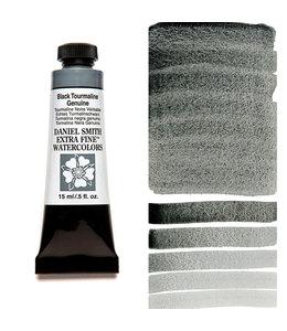 Daniel Smith Daniel Smith Extra Fine Watercolors 15ml Black Tourmaline Genuine