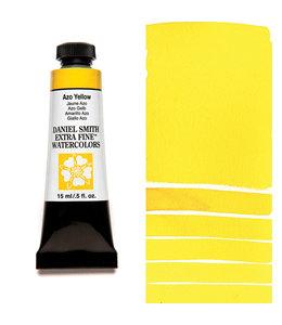 Daniel Smith Daniel Smith Extra Fine Watercolors 15ml Azo Yellow