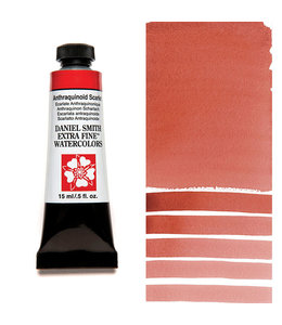 Daniel Smith Daniel Smith Extra Fine Watercolors 15ml Anthraquinoid Scarlet