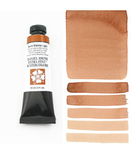 Daniel Smith Daniel Smith Extra Fine Watercolors 15ml Burnt Sienna Light