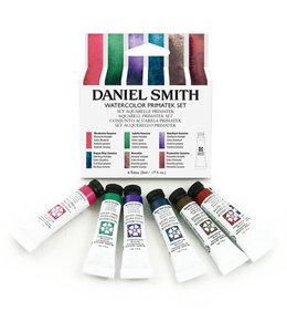 Daniel Smith Daniel Smith Extra Fine Watercolor Tube Sets 5ml Tubes - Primatek Introductory Watercolor Set - 6 Tubes