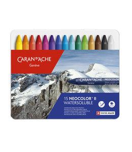 Caran d'Ache Caran D'ache Neocolor II set van 15