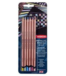 Derwent  Derwent Metallic Colors Blister (6)