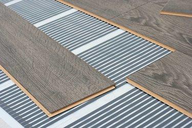 Infrarood Vloerverwarming -  Duurzaam & Voordelig