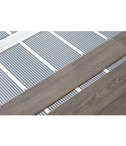 VH Infrarood Vloerverwarming op maat - 160 Watt/m2  - 50 cm breed
