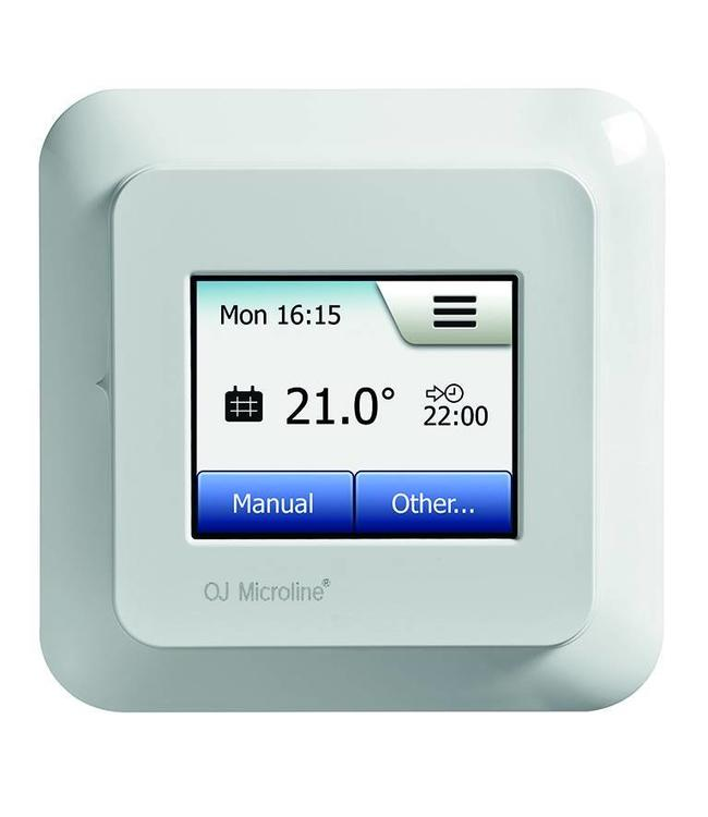 OJ Electronics OCD5/MCD5 - Microline - Digitale programmeerbare thermostaat