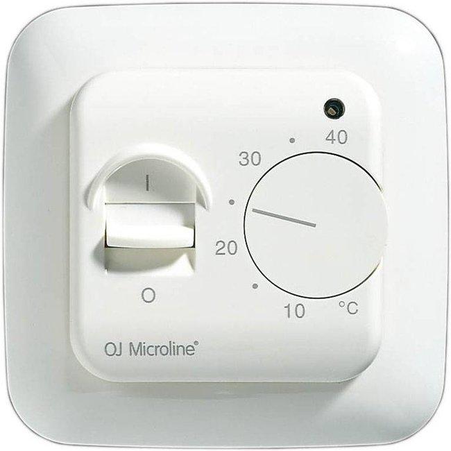 OJ Electronics OTN - Microline -Analoge thermostaat geschikt voor vloerverwarming