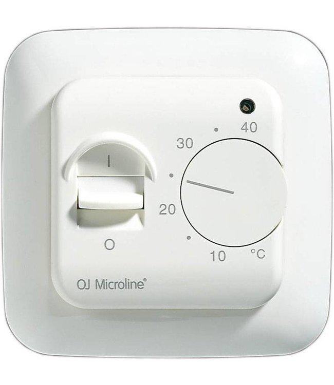 OJ Electronics OTN - Microline -Analoge thermostaat  geschikt voor stralingspanelen