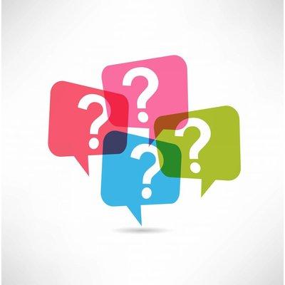 FAQ - veelgestelde vragen