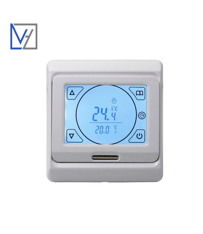 """VH Control """"Metis"""" Digitale programmeerbare inbouw thermostaat met touchscreen"""