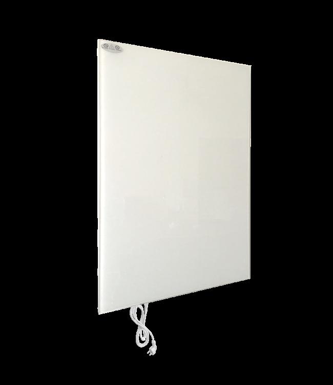 VH Wit Glas Infraroodpaneel Serie G -  60 x 60 cm - 320 watt
