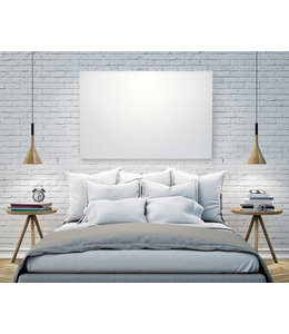 VH Wit Glas Infrarood paneel serie G 60 x 80 cm - 450 watt