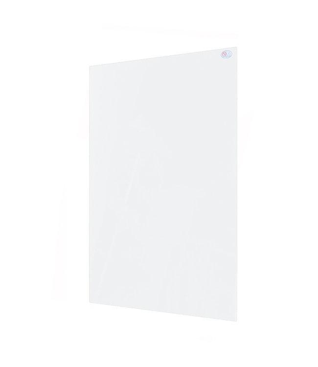 VH Wit Glas Infrarood paneel Serie G -  60 x 100 cm - 580 watt