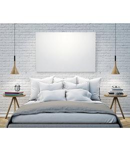 VH Wit Glas Infrarood paneel serie G 60 x 100 cm - 580 watt