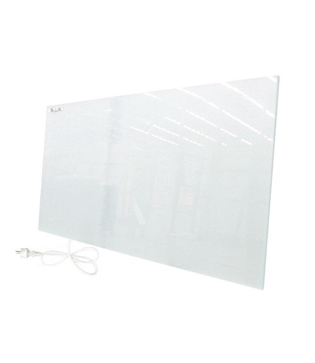 VH Wit Glas Infraroodpaneel Serie G -  60 x 120 cm - 700 watt