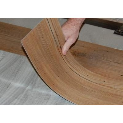 PVC vloeren en infrarood vloerverwarming