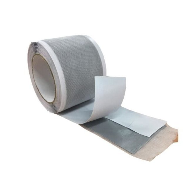 VH Butyl tape 80 mm waterdicht voor Polyboard platen