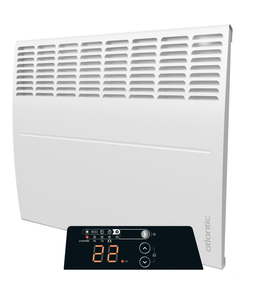Atlantic Elektrisch Verwarmingspaneel  F125 - 1000 Watt  - 46  x 46 cm