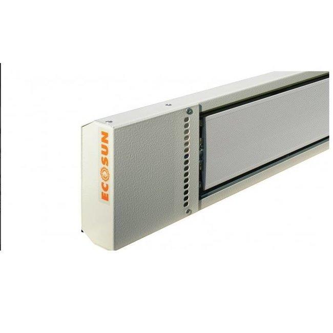 Ecosun Hoge temperatuur infrarood paneel S+ 1200 watt vermogen