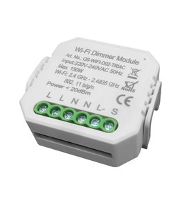 VH Control WiFi Smart Led Dimmer - Enkel
