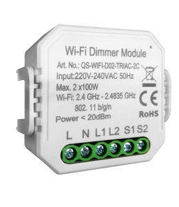 VH Control WiFi Smart Led Dimmer - Dubbel