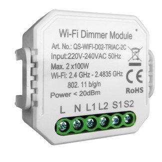 VH Control WiFi Smart Led Dimmer - Tweevoudig