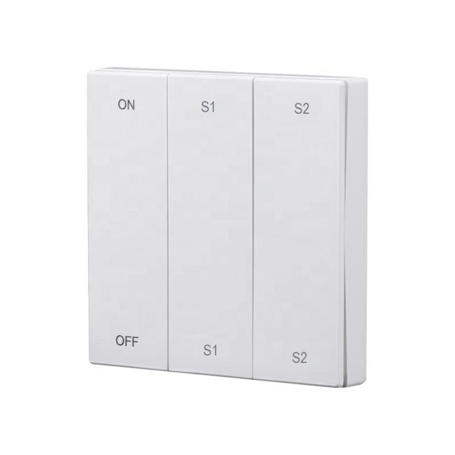 VH Control Draadloze (RF) bediening voor dubbele smart LED dimmer/schakelaar