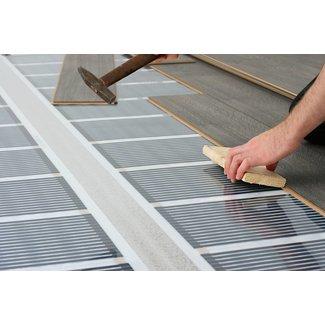VH Infrarood Vloerverwarming Compleet - 130  Watt/m²  -  50 cm
