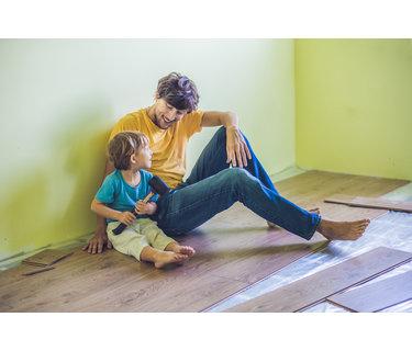 Alles over infrarood vloerverwarming toepassing, mogelijkheden en gebruik.