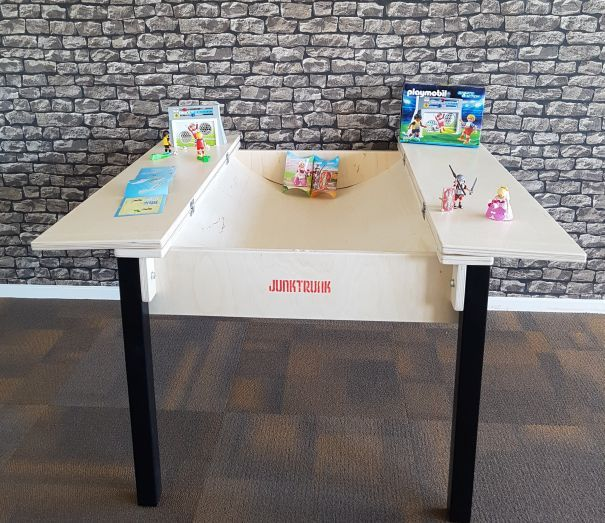 Playmobil opbergen en opruimen - handig Playmobil opbergysteem