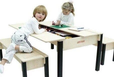 Scandinavische kinderkamer - stijlvolle kinderkamers met deens design