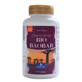 Biologisch Baobab 270 tabletten 500 mg