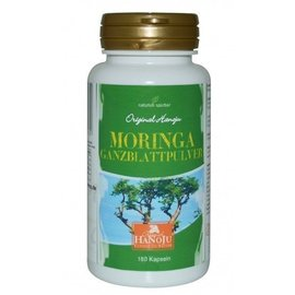 Moringa heelblad poeder 180 tabletten 500 mg