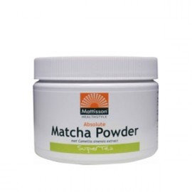Mattisson Absolute Matcha Powder 125 gram