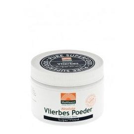 Mattisson Mattisson Vlierbessen Poeder extract 125 gram