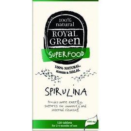 Royal Green Spirulina 120 tabl