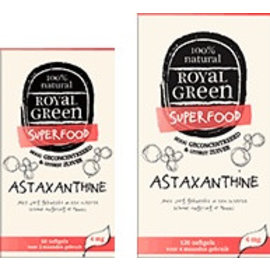 Royal Green Astaxanthine 60 softgels