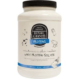 Royal Green Whey Protein Isolate 600 gram