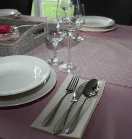 Tafelloper - Romantisch roze