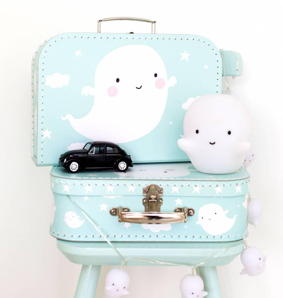 Koffertje  Spookje