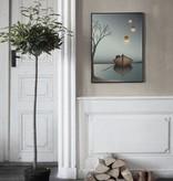 Poster The Lanterns - 30x40 - Vissevasse