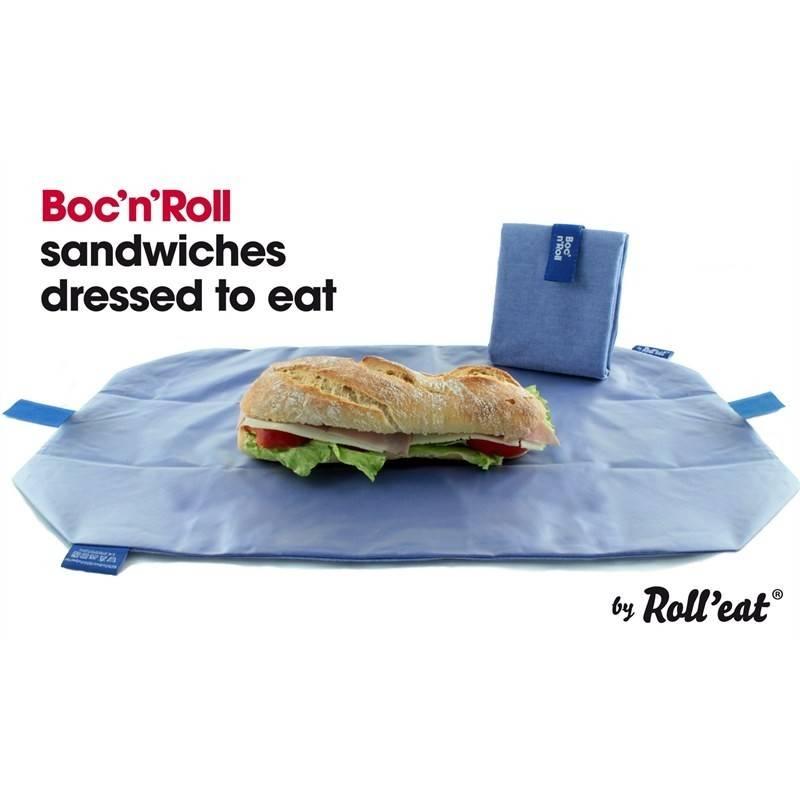 Boc'n'Roll blauw