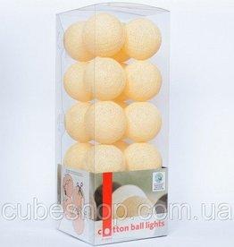 Cotton Ball Lights 20 - Shell