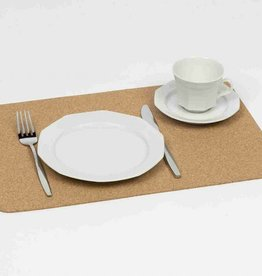 Placemats - Kurk - set van 4