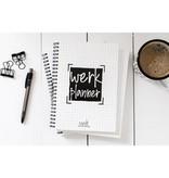 Werkplanner Bullet Journal