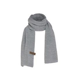Jazz sjaal Licht grijs