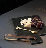 Broodplank marmer - zwart - Zusss