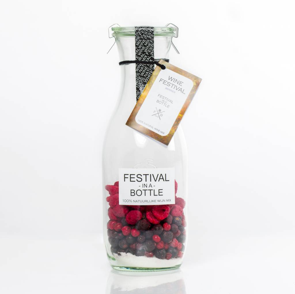 Wine Festival - Festival in a Bottle